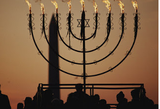 Photo of Daniel Greenfield: The Light of Chanukah
