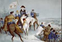 "Photo of A Modern ""Takeaway"" from the Christmas Storm of 1776"