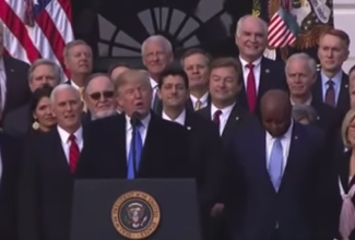Photo of Major Tax Reform Victory for the American People