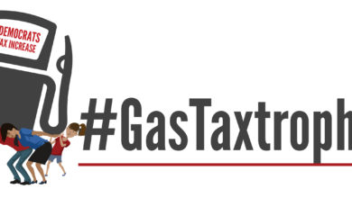 Photo of Californians Gas Tax Money Grab SB1