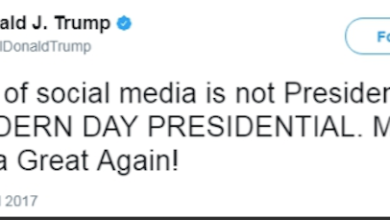 Photo of Trump Tweets Continue to Drive Leftists Insane