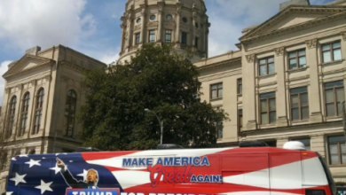 Photo of The #MAGA Tour Bus: It's More Than What You Think It Is