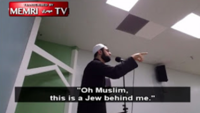 Photo of Daniel Greenfield: The Syrian Refugee Imam Who Wants Jews Dead