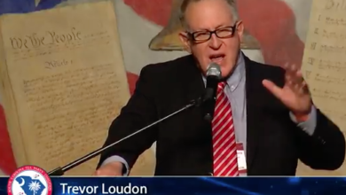 Photo of Trevor Loudon: The Democrat Party is Now a Communist Party #SCTeaParty2018