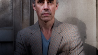 Photo of Modern Day Prophet, Jordan Peterson