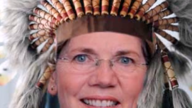 "Photo of Former ""Indian"" Elizabeth Warren and the Congressional Financial Protection Bureau"