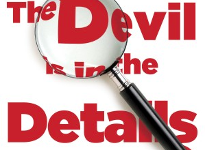 Photo of The Devil Is In the Details