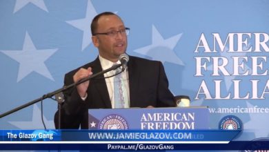 Photo of Facebook Bans Dr. Jamie Glazov for Reporting a Muslim's Threat