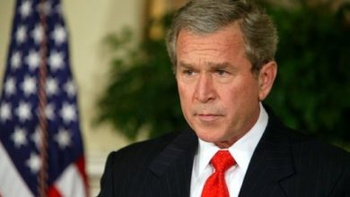 Photo of Bush Continues to Find Voice in Criticizing Trump