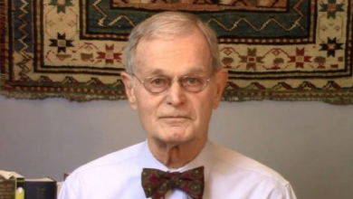 Photo of Dr. Bill Warner: The Need for Heroes