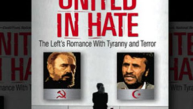 Photo of United in Hate: The Left's Romance With Terror