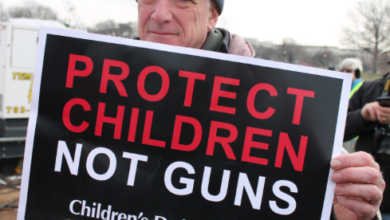 Photo of Teacher Unions and Anti-Gun Radicals Use Kids as Cannon Fodder