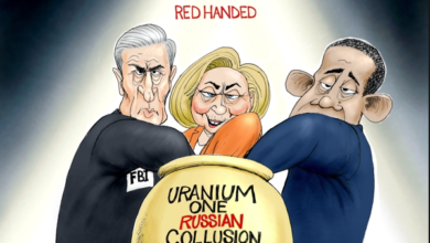 Photo of Judicial Watch Sues Justice and State Departments for Uranium One Records
