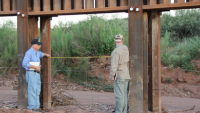 Photo of The Importance of Border Security For National Security (and Getting Rid of Actual Garage Doors on Our Border Wall)
