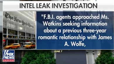 Photo of NYT Reporter Had Controversial Romance with Indicted Senate Intel Director