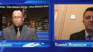 """Photo of Tommy Robinson: """"I Despise Racism…I Judge Bad Ideas"""""""