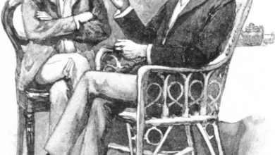 Photo of Sherlock Holmes and The Want of a Nail Case