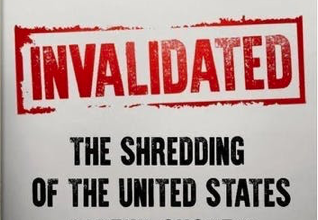 """Photo of """"Invalidated: The Shredding of the U.S. Patent System"""" Screening in Dallas"""