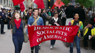Photo of Daniel Greenfield: The Democratic Socialists of America and Their Anti-Semetic Problem