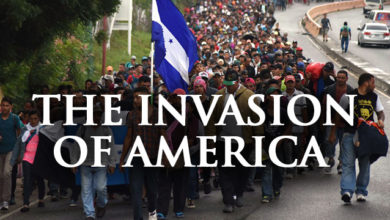 Photo of Caravan, Angry Mobs, and NO WALL, Oh My!