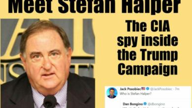 Photo of Judicial Watch Sues Defense Dept. Regarding Anti-Trump Stefan Halper