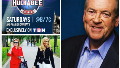 """Photo of PolitiChicks to Appear on """"Huckabee"""" This Weekend on TBN!"""