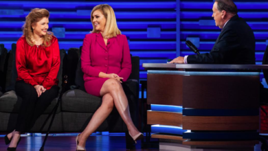 Photo of VIDEO: PolitiChicks Ann-Marie Murrell and Morgan Brittany on Huckabee Show