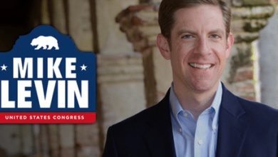 Photo of Trevor Loudon: Does CA Rep. Mike Levin Owe His Job to the Communist Party?