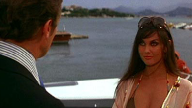 Photo of Ann-Marie Murrell Interviews 'The Spy Who Loved Me' Bond Girl Caroline Munro