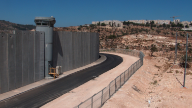 Photo of Barry Shaw: Walls Saves Lives. Israel Has Proof.