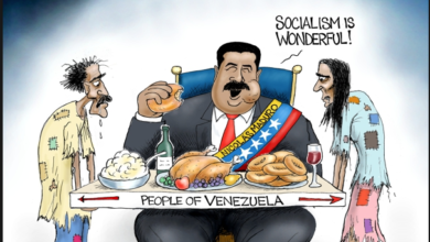 """Photo of Is Socialism Becoming """"Inspirational""""?"""