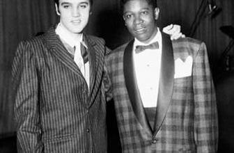 Photo of Elvis Presley and America
