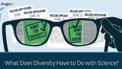 Photo of Prager University: What Does Diversity Have to do With Science?