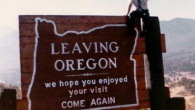 Photo of Daniel Greenfield: Escape From Portland