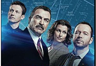 "Photo of Dr. Fred Eichelman Reviews: ""Blue Bloods"" (for Red-Blooded Americans!)"