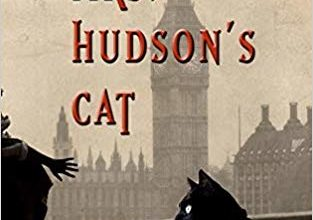"Photo of Book Review: ""Mrs. Hudson's Cat"" by Dr. Fred Eichelman"