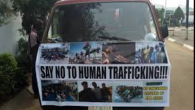 Photo of Human Trafficking – Modern Day Slavery