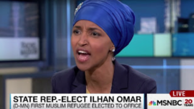 Photo of Daniel Greenfield: Media Dwells on Threats to Rep. Omar, Ignores Threats to Republicans