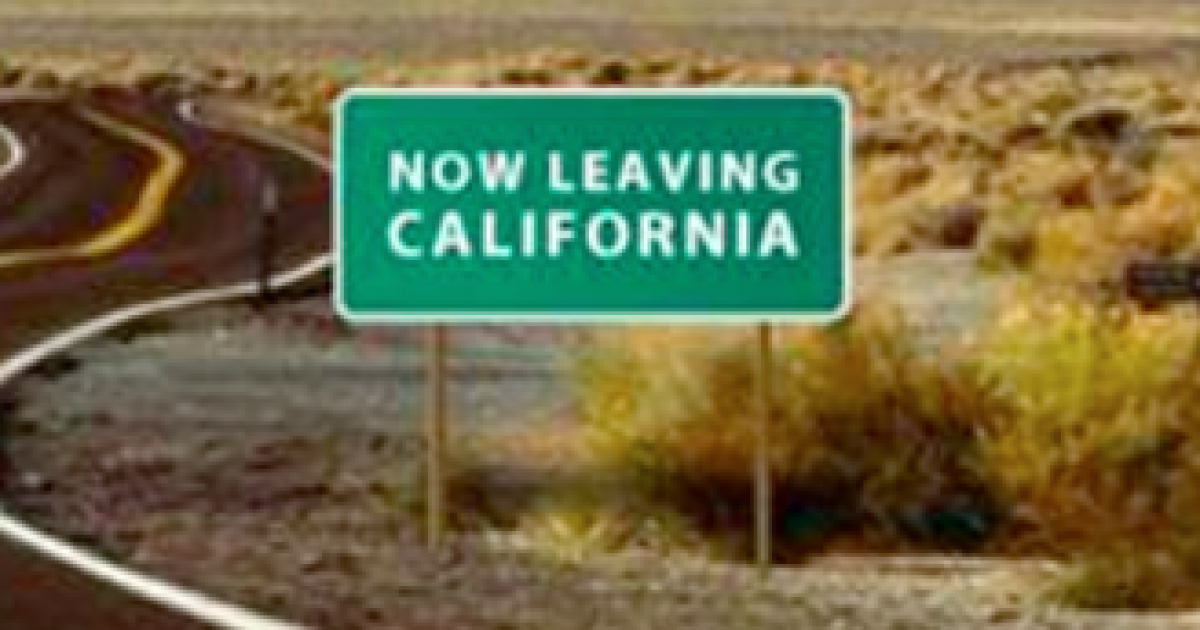 Open Letter to CA Gov. Newson from a Parent Whose Kids Are Leaving the State » Politichicks.com