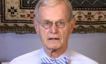 Photo of Dr. Bill Warner: Why Won't Muslims Assimilate?