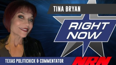 Photo of Texas PolitiChick Tina Bryan Talks Taylor Swift, AOC & More on Right Now Network
