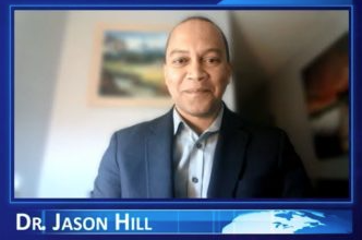 Photo of Dr. Jason D. Hill: Jewish People, The Creators of Time