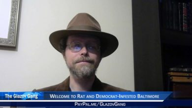 Photo of Welcome to Rat and Democrat-Infested Baltimore!