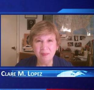 Clare M. Lopez: 9/11 Came From Riyadh & Tehran » Politichicks.com