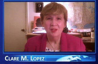 Photo of Clare M. Lopez: John Bolton Out and the Consequences