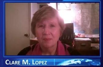 Photo of Clare M. Lopez: Muslim Brotherhood's Info Op Against Trump