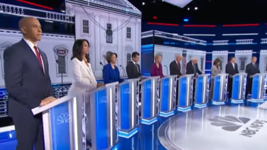 Photo of Democrat Idol: Debate # 5
