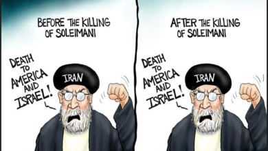 Photo of The Killing Of An Iranian Terrorist: Helping Make America Safe Again