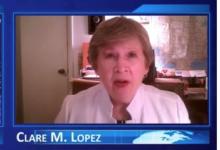 Photo of Clare Lopez: Iran Hid Osama Post 9/11