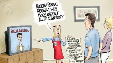 Photo of The Brady Bunch Impeachment: Russia, Russia, Russia!